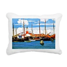 San Giorgio Maggiore fro Rectangular Canvas Pillow