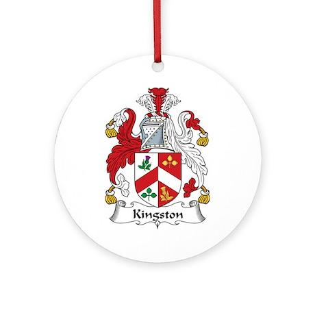 Kingston Ornament (Round)