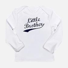 Little Brother Blue Long Sleeve T-Shirt
