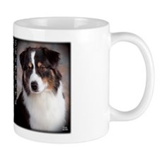 Australian Shepherd-Black-Tri Mug