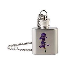 The beautiful Iris Flask Necklace