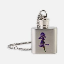 The beautiful Iris Flask Necklace