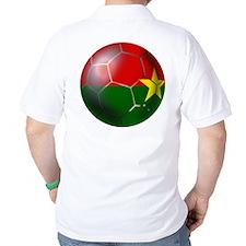 Burkina Faso Football T-Shirt