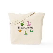 Silasosaurus Tote Bag