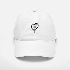 Heart Nation 04 Baseball Baseball Cap