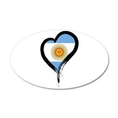 Heart Nation 04 Wall Decal
