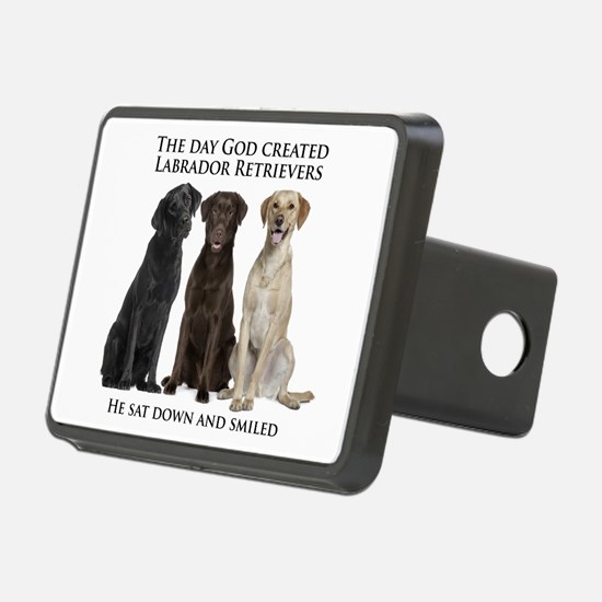 Creation of Labs Hitch Cover