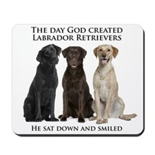 Creation of Labs Mousepad