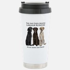 Creation of Labs Travel Mug