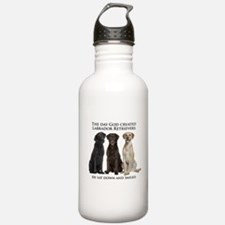 Creation of Labs Water Bottle
