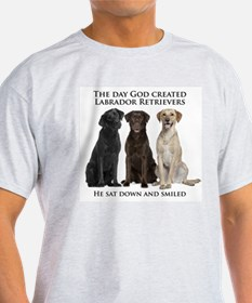Creation of Labs T-Shirt
