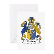 Kenney Greeting Cards (Pk of 10)
