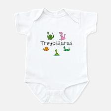 Treyosaurus Infant Bodysuit