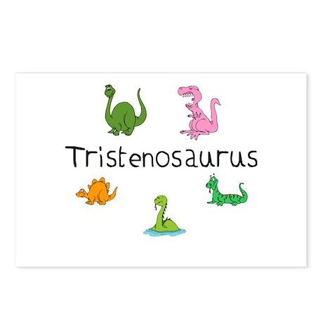 Tristenosaurus Postcards (Package of 8)