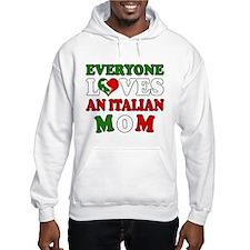 Everyone Loves Ital Mom Hoodie
