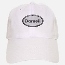 Darnell Metal Oval Baseball Baseball Baseball Cap