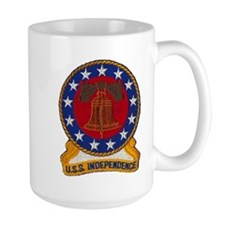 USS INDEPENDENCE Mugs