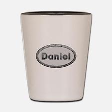 Daniel Metal Oval Shot Glass