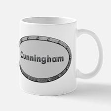 Cunningham Metal Oval Mugs