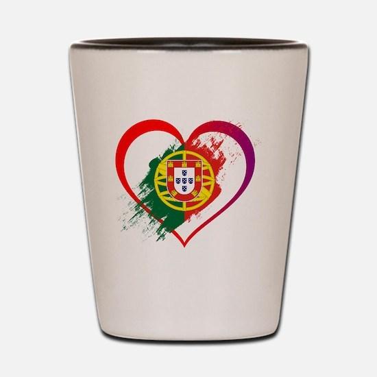 Unique Portuguese Shot Glass