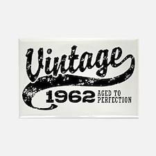 Vintage 1962 Rectangle Magnet