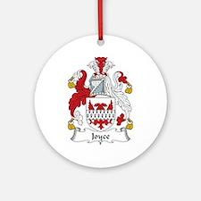 Joyce Ornament (Round)