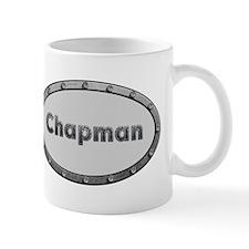 Chapman Metal Oval Mugs
