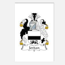 Jordan Postcards (Package of 8)