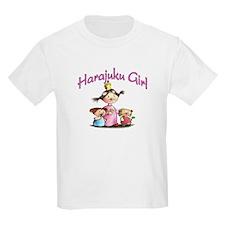 Harajuku Girl T-Shirt