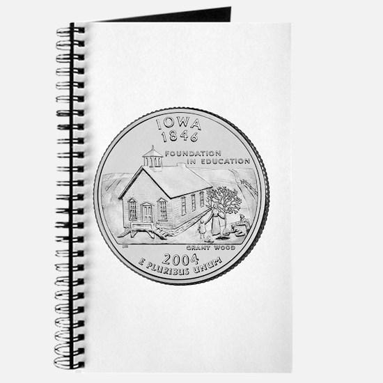 Iowa State Quarter Journal