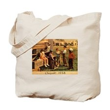 Petey's' Our Gang' Tote Bag