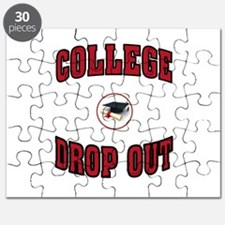 COLLEGE DROP OUT Puzzle
