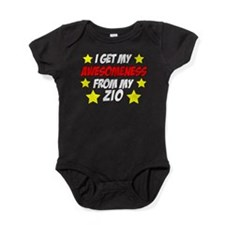 Awesomeness From Zio Baby Bodysuit