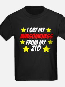 Awesomeness From Zio T-Shirt
