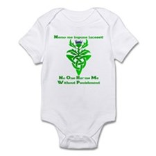 No One Harms Me Infant Bodysuit