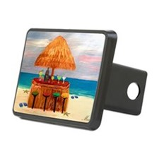 Tiki Beach Bar  Hitch Cover
