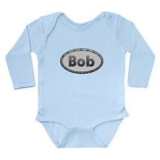 Bob Metal Oval Body Suit
