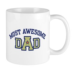 Most Awesome Dad Mug