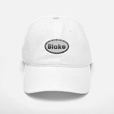 Blake Metal Oval Baseball Baseball Baseball Cap