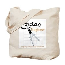 Persian Engineer Tote Bag