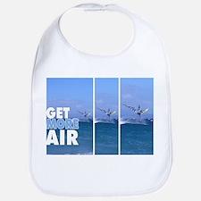 Windsurfer in the Air Bib