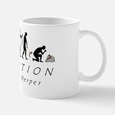 Evolution of a Field Herper Mug