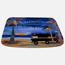 Happy RV Camper  Bathmat