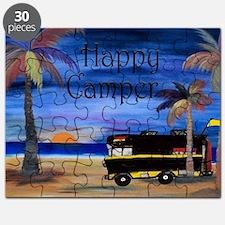 Happy RV Camper  Puzzle