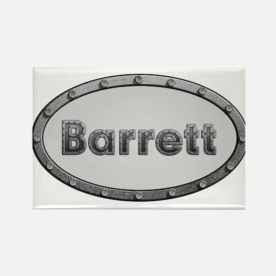 Barrett Metal Oval Magnets