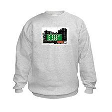 E 228 St, Bronx, NYC Sweatshirt