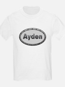 Ayden Metal Oval T-Shirt