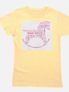Rocking Horse Design Girl's Tee
