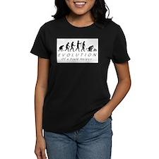 Evolution of a Field Herper T-Shirt
