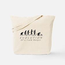 Evolution of a Field Herper Tote Bag